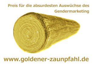 Der goldene Zaunpfahl